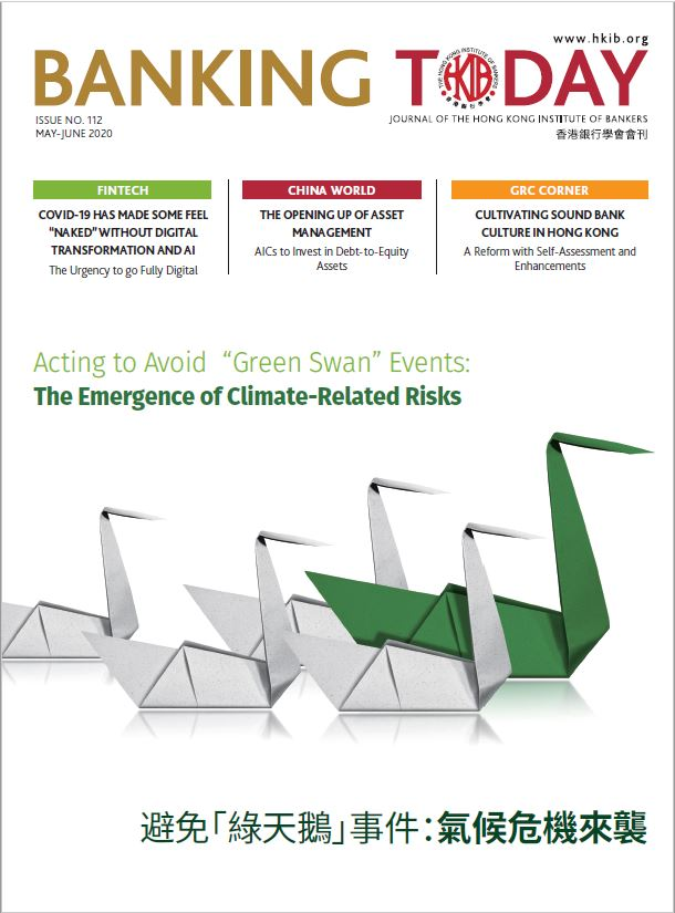 """Acting to Avoid """"Green Swan"""" Events: The Emergence of Climate-Related Risks"""